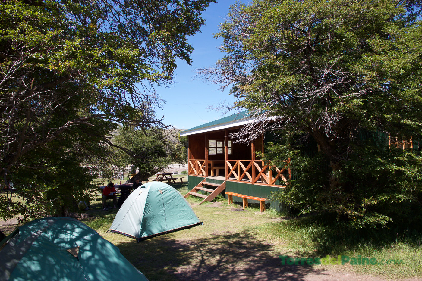 Circuito W Torres Del Paine Camping : Camping seron torres del paine torresdelpaine