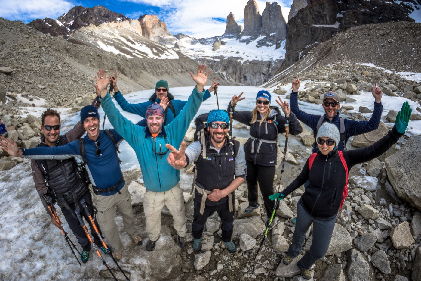 Tours From Punta Arenas To Torres Del Paine
