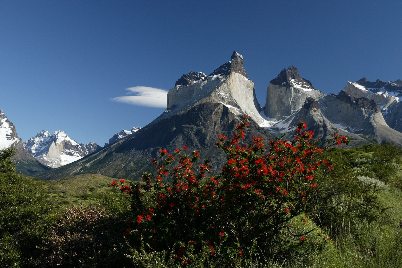 Circuito W Torres Del Paine Camping : W circuit torresdelpaine