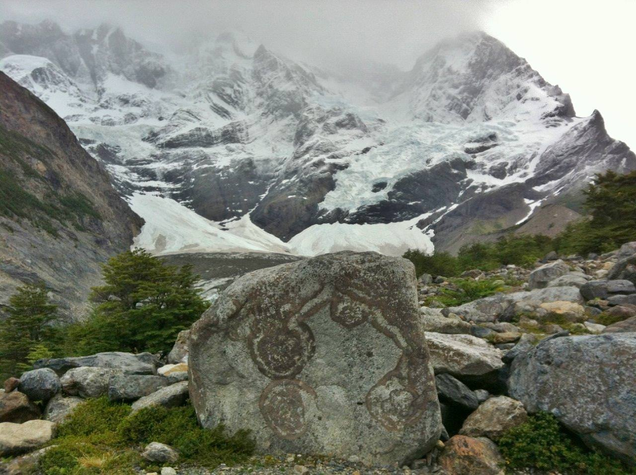 Circuito W Torres Del Paine Mapa : Parque nacional torres del paine wikipedia la enciclopedia libre