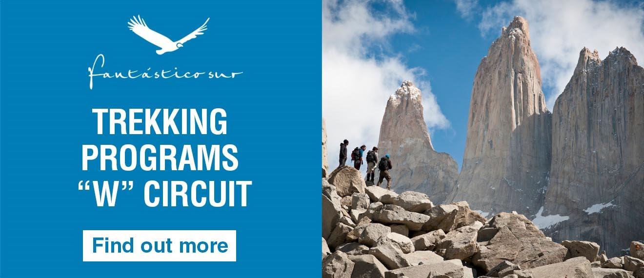 Visit Torres del Paine