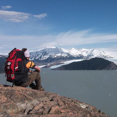 Grey Lake Viewpoint
